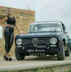Nice black Giulia from Roma