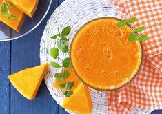 Vitamindús, finom, és még jól is néz ki: 5 immunerősítő őszi turmix gyerekeknek | femina.hu Levek, Milkshake, Cantaloupe, Smoothies, Fruit, Drinks, Health, Food, Smoothie