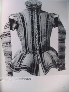 "Abegg Foundation: ""Textile Conservation and Research"": 'Doublet of Count Friedrich von Stubenberg' Doublet, 16th Century, Counting, Textiles, Product Description, Cloths, Fabrics"
