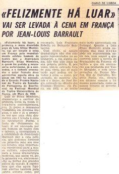 CAIS DO OLHAR: Luís de Sttau Monteiro