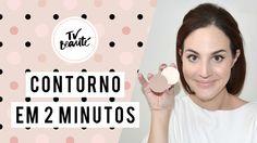 Contorno em 2 minutos - TV Beauté | Vic Ceridono