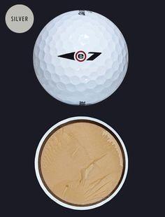 2015 Hot List: Golf Balls | Golf Digest BRIDGESTONE E7  PRICE: $29 DOZEN   Hit it too high? The progressively firmer core and low-spin mantle help flatten your ball flight. PERFORMANCE: ★★★★  INNOVATION: ★★★★½  FEEL: ★★★½  DEMAND: ★★½