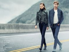 AG Jeans 2013 Fall Ad Campaign: Designer Denim Jeans Fashion: Season Collections, Runways, Lookbooks and Linesheets
