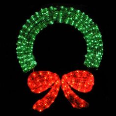 lighted crystal outdoor christmas wreath decoration lighted christmas wreath decoration item pre lit with 400 red green mini