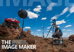 We sit down with Michael Ellem, one of the best-known 4WD photographers in Australia. — UNSEALED 4x4