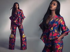 I like this print - how about you? new collection by Christie Brown Ghana.