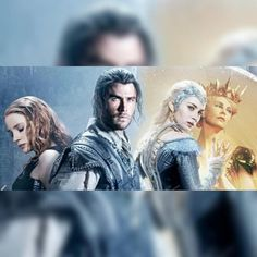 THE HUNTSMAN: WINTERS WAR Extended TV Spot #1...