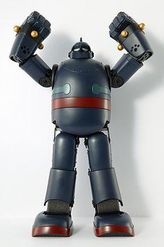 Tetsujin 28 - Gigantor - O jee, hij is toch wel aardig, hè.....?