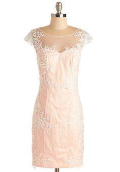 Perfectly Pastel Dress.