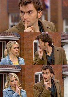 """""""Fingers on lips!"""""""