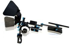 PS Productions PS-03 Rig $395 includes follow focus with hard stops.  http://lensstraps.com