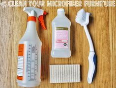 How to clean microfiber furniture - JSOnline