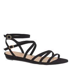 J.Crew - Emmaline mini-wedge sandals