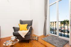 Lisboa Sala de estar e jantar D'CASTRO Apartment - Rua Cais de Santarém nº32 1ºesq. NO AirBnB