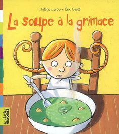 Georgette déteste la soupe au chou. Mais elle a si peur que le grand méchant Crackmiam ne l'emporte qu'elle se force à tout avaler. Un jour, Georgette en a assez de craindre ce drôle de monstre et part à sa recherche afin de l'affronter.