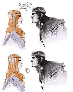 The Silmarillion - Melkor x Sauron - Angbang