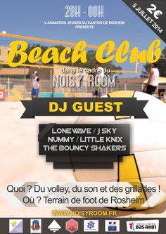 Beach Club #1
