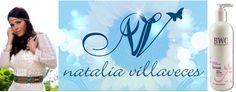 Dulce Lavande! BWC Sweet Lavender Lotion Review  by Telemundo host Natalia Villaveces for our Spanish friends. http://dld.bz/Natalia