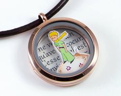 Le Petit Prince Bijoux The Little Prince Jewelry by 6maniacLemurs