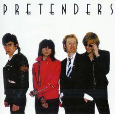 The Pretenders. Chrissie Hynde has always been my idol, and this debut album totally rocked! Love the red jacket too! Vinyl Music, Lp Vinyl, Vinyl Records, My Music, Pop Rock Music, Rock & Pop, Rock And Roll, Chrissie Hynde, Classic Album Covers