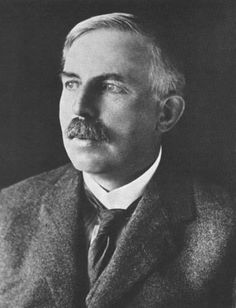 Ernest Rutherford The mystery of the varying nuclear decay - physicsworld.com