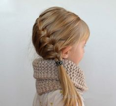 40 ideias de penteados para cabelos de meninas!