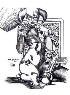 Harley Quinn by NewEraStudios on deviantART