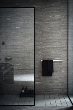 Buy online Mystone pietra di vals By marazzi, porcelain stoneware wall/floor tiles, mystone Collection Modern Bathroom Design, Bathroom Interior Design, Bathroom Designs, Bathroom Ideas, Interior Decorating, Modern Luxury, Bathroom Renovations, Contemporary Interior, Kitchen Interior