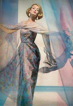 March Vogue 1962