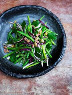 SalatTøsens bønnesalat.