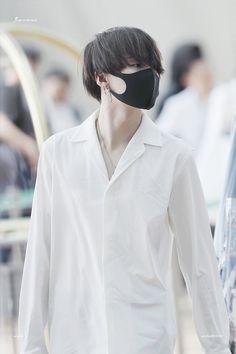 180514 yoongi airport