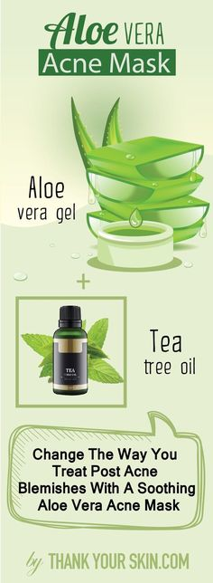 Get rid of acne scars fast just by using aloe vera gel and tea tree oil. Try out this DIY mask and see the results … – Get rid of acne scars fast just by using aloe vera gel and tea tree oil. Try out this DIY mask and see the results for… Read Aloe Vera Gel, Aloe Vera For Hair, Oils For Scars, Oils For Skin, Huile Tea Tree, Tea Tree Oil For Acne, Back Acne Treatment, Acne Mask, Acne Skin