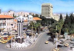 Homs, Siria.