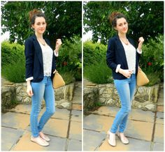 Outfit Of The Day Smart Casual Interview Belle-amie