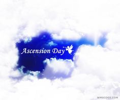 On WMSCOG Ascension day, we can have spiritual body like Jesus and have a hope of ascension. Just as Jesus ascended to heaven we will enter into the heaven.