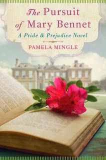 Diary of a Stay at Home Mom: The Pursuit of Mary Bennet by Pamela Mingle - TLC Book Tour