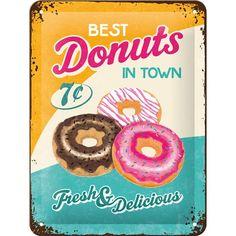 Nostalgic-Art 26150 USA Donuts, Blechschild, 15 x 20 cm N... https://www.amazon.de/dp/B00F0ZOKUQ/ref=cm_sw_r_pi_dp_DsuGxb5SASZ0H