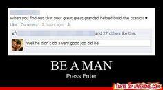 Bahahahahaha Best Comment Ever!!!