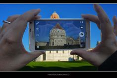 Piazza dei Miracoli a Pisa (Samsung Note 4) #photolabronico