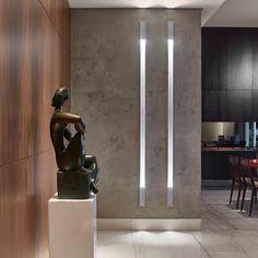 Apartamento Alto Belvedere #arte #arquitectura #arquitetura #iluminar #marcenaria #vemamarcenaria #texturaconcretoaparente #graziellanicolai #graziellanicolaiprojetos #graziellanicolaiinteriores