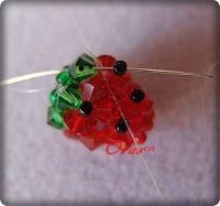 Beadtales סיפורים חרוזים: סדנה תות שדה Strawberry