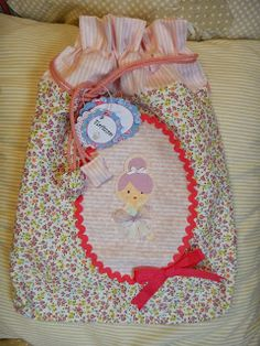 By frills Gara: More Bags Ballerinas
