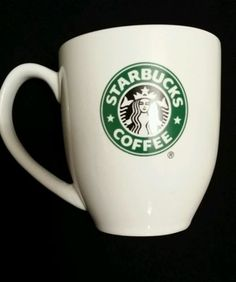 Starbucks 14 oz. Mermaid Coffee Mug 2007 No Chips or Cracks collectible retired in Collectibles | eBay