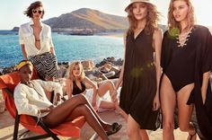 An image from H&M's summer 2017 advertising campaign