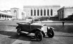 1926 Volvo Prototype