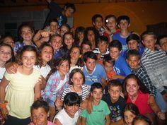 Cómo tratamos a los niños tímidos que vienen a GMR summercamps | GMR summercamps