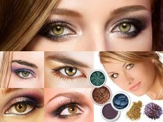 Check out our 10 blonde hair hazel eyes makeup tips - from best shadow and mascara colors , to eyeliner and eyelash curler tips and best fake eyelashes!