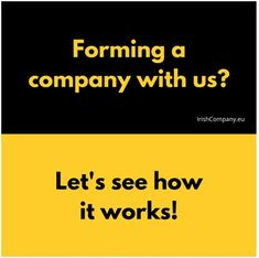 Requirements for Registering a Limited Company in Ireland - Irish Company Formation Opening A Business, Starting A Business, Business Bank Account, Company Secretary, Business Requirements, We Are A Team, Be Your Own Boss, Company Names, Business Opportunities