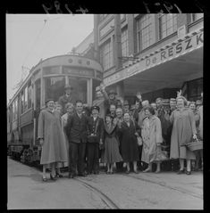 TRAM to Midland - 30 Nov 1957 .. OWR 29 April 2015 Buses, Old Photos, New Zealand, Street View, Characters, Old Pictures, Antique Photos, Vintage Photos, Busses