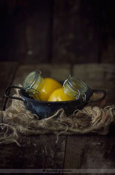 Lemon curd express - Kanela y Limón